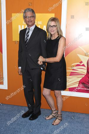 Stock Photo of Walter Parks (Producer) and Laurie MacDonald (Producer)