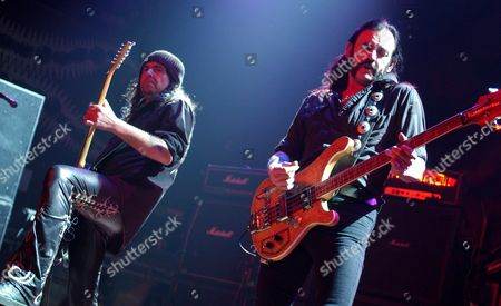 Mickey Dee and Lemmy