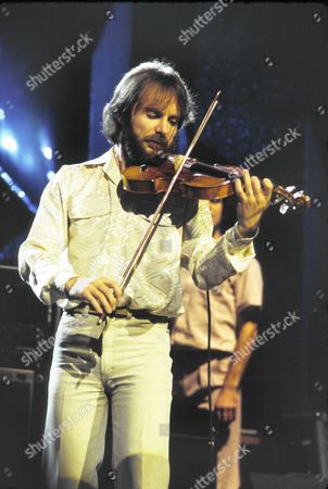 Jean Luc Ponty performing in Cannes, France - Jan 1981