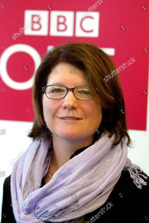 Jana Bennett, BBC Director of Television