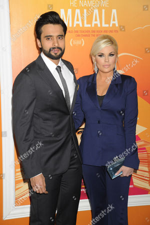 Jackky Bhagnani and guest