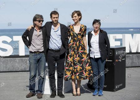 Oliver Raddot, Joachim Lafosse, Louise Bourgoin, Sylvie Pialat