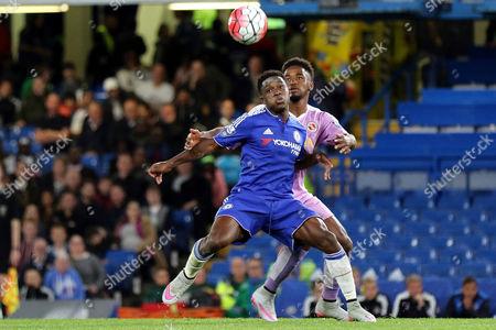 Editorial picture of Chelsea U21 v Reading U21, Barclays U21 Premier League, Football, Stamford Bridge, London, Britain - 25 Sep 2015