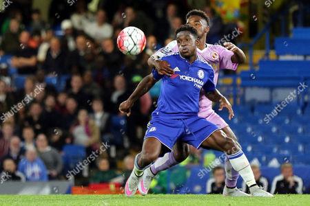 Editorial image of Chelsea U21 v Reading U21, Barclays U21 Premier League, Football, Stamford Bridge, London, Britain - 25 Sep 2015