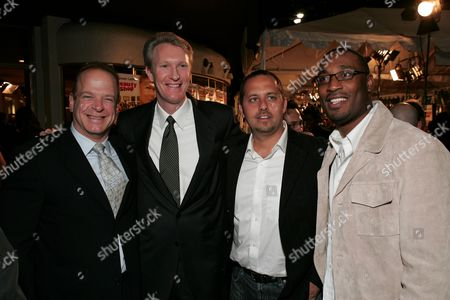 Erik Lomis, Chris McGurk, Robert Teitel and George Tillman Jr..