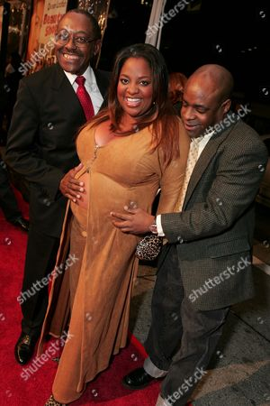 Lawrence Shepherd, Sherri Shepherd & Jeff Tarpley