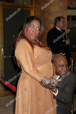 Stock Photo of Sherri Shepherd and Jeff Tarpley