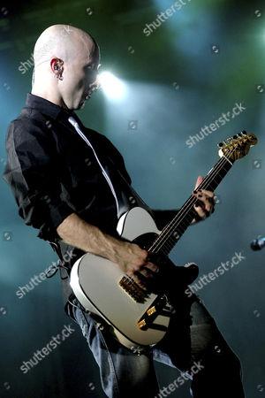 Simple Plan - Jeff Stinco