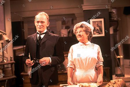 Editorial picture of 'UPSTAIRS DOWNSTAIRS' TV SERIES - 1970S