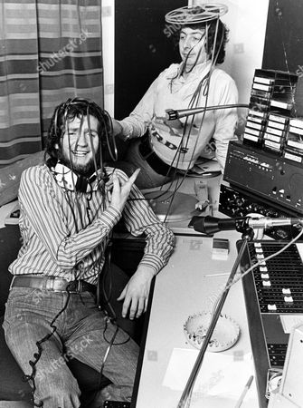 KENNY EVERETT AND DAVE CASH - 1970'S