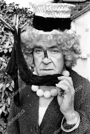Stock Picture of Peter Butterworth