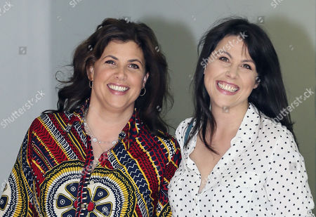 Kirstie Allsopp and Sofie Allsopp