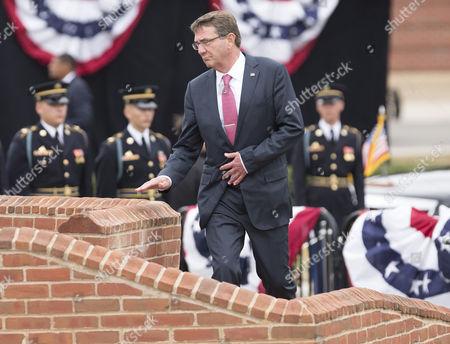 Secretary of Defense Ashton Carter