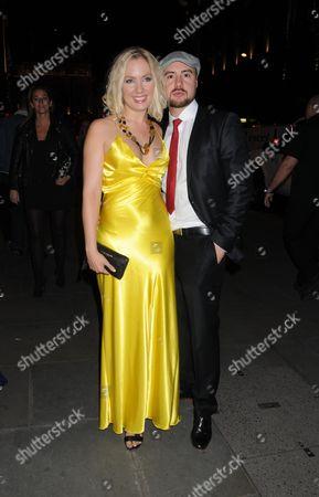 Stock Photo of Katarina Gellin and Nathaniel Wiseman