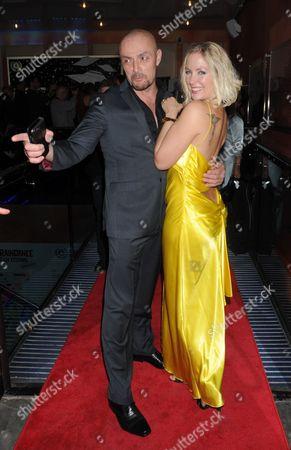 Sean Cronin and Katarina Gellin