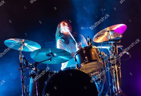 Stock Photo of Drenge - support act. In this picture - Rory Loveless