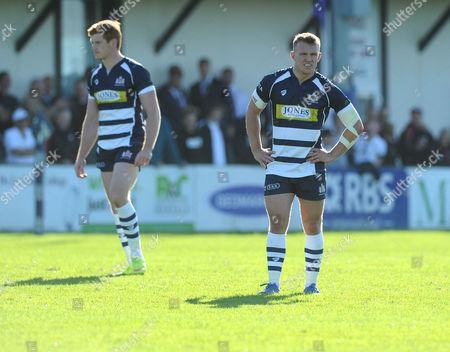 Bristol Rugby Inside Centre Nick Carpenter