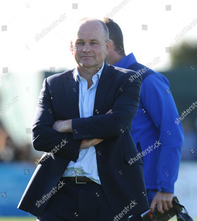 Stock Image of Bristol Rugby Director of Rugby Andy Robinson