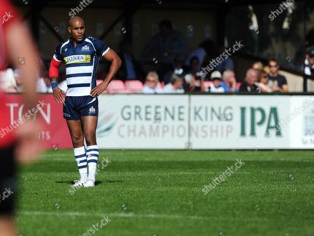Bristol Rugby Winger Tom Varndell