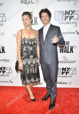 Editorial photo of 'The Walk' film premiere, New York Film Festival, America - 26 Sep 2015