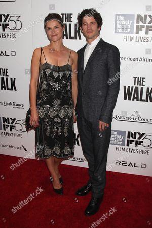 Editorial image of 'The Walk' film premiere, New York Film Festival, America - 26 Sep 2015