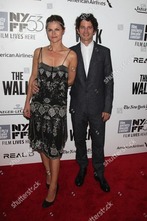 Editorial picture of 'The Walk' film premiere, New York Film Festival, America - 26 Sep 2015