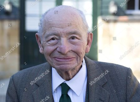 Stock Image of Morse creator and writer Colin Dexter.