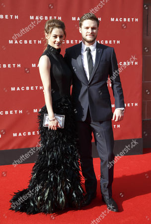 Madeline Mulqueen and Jack Reynor (Malcolm)