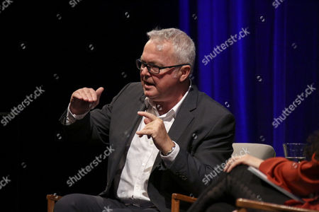 Editorial picture of The BAFTA and BFI Screenwriters' Lecture Series, London, Britain - 26 Sep 2015