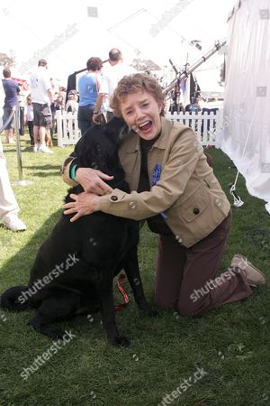 Peggy McCay and Bentley