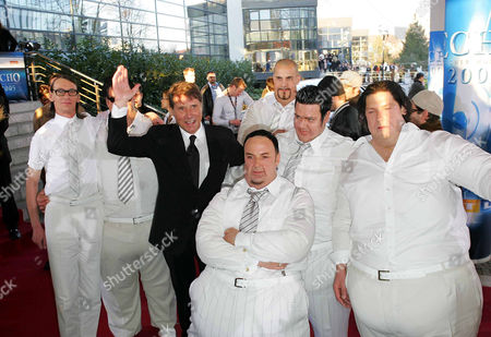 Rammstein with Udo Jurgens