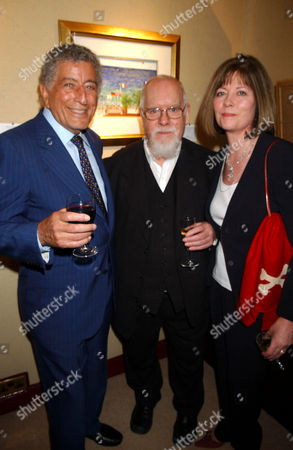 Editorial image of TONY BENNETT ART EXHIBITION AT THE CATTO GALLERY, HAMPSTEAD, LONDON, BRITAIN - 05 APR 2005