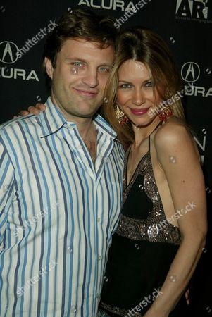 Michael Mailer and Sasha Lazard
