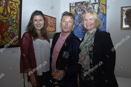 Rhiannon Reilly,Hilary McLaren Tipping, Fiona Reilly