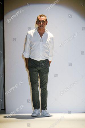 Stock Image of Designer Roberto Musso