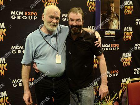 Ian McElhinney and Ian Beattie
