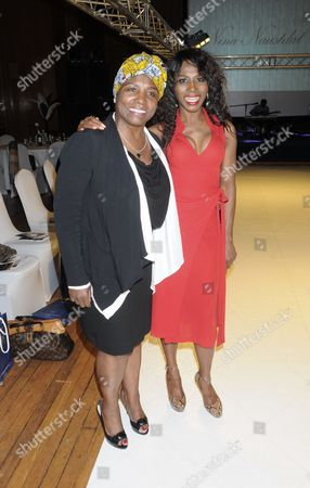 Sinitta with Guest