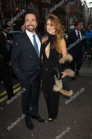 Editorial photo of Pride of Britain Awards, Grosvenor House, London, Britain - 28 Sep 2015