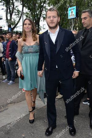 Alessandro Cattelan and Ludovica Sauer