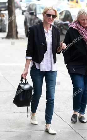 Naomi Watts and Myfanwy Edwards