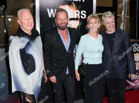 Editorial picture of 'Roger Waters The Wall' film premiere, New York, America - 28 Sep 2015