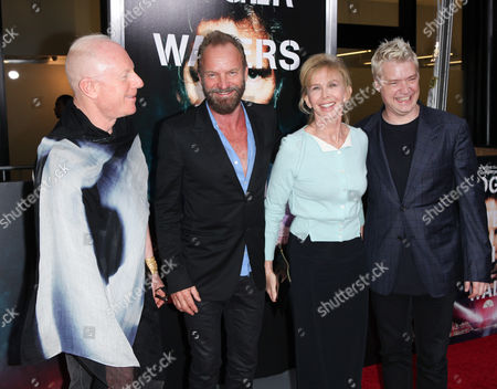 Editorial image of 'Roger Waters The Wall' film premiere, New York, America - 28 Sep 2015