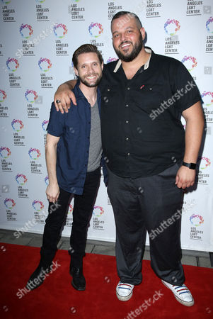 Danny Pintauro with Daniel Franzese