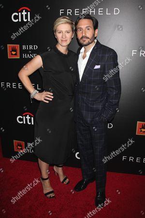 Editorial picture of 'Freeheld' film screening, New York, America - 28 Sep 2015