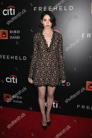 Editorial picture of 'Freeheld' film screening, New York, America - 28 Sep 2015