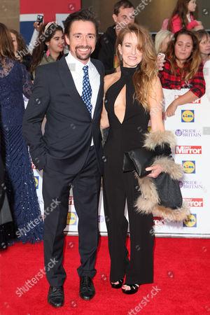 Editorial picture of Pride of Britain Awards, Grosvenor House, London, Britain - 28 Sep 2015