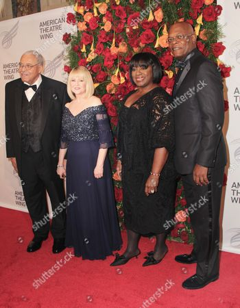James Earl Jones, Cecilia Hart, LaTanya Richardson Jackson, Samuel L Jackson