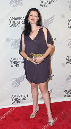 Editorial picture of American Theatre Wing Gala, New York, America - 28 Sep 2015