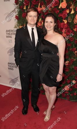 Steven Boyer and guest