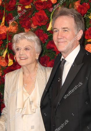 Stock Picture of Angela Lansbury, Boyd Gaines